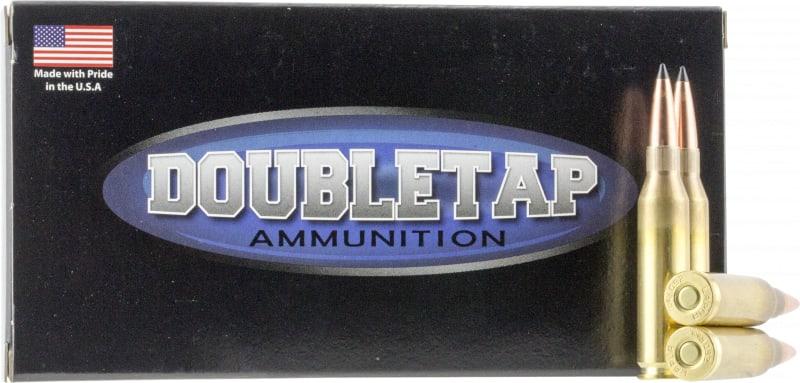 DoubleTap Ammunition 260R127X DT Longrange 260 Remington 127 GR Barnes LRX - 20rd Box
