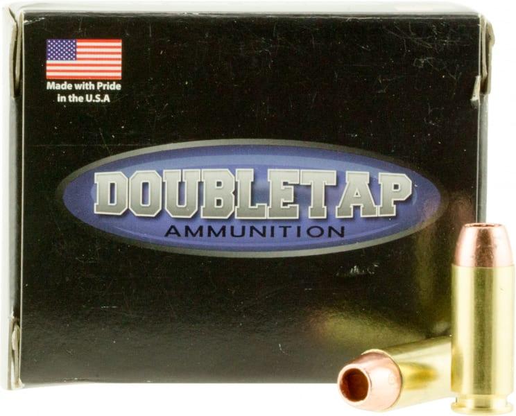 DoubleTap Ammunition 10MM155X DT Tactical 10mm Automatic 155 GR Barnes TAC-XP - 20rd Box