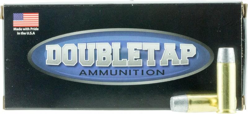 DoubleTap Ammunition 45P360HC DT Hunter 45 Colt (LC) +P 360 GR Hard Cast - 20rd Box