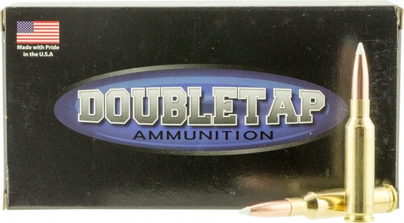 DoubleTap Ammunition 65CM140LR Desert Tech Longrange 6.5 Creedmoor 140 GR Bonded Solid Base - 20rd Box