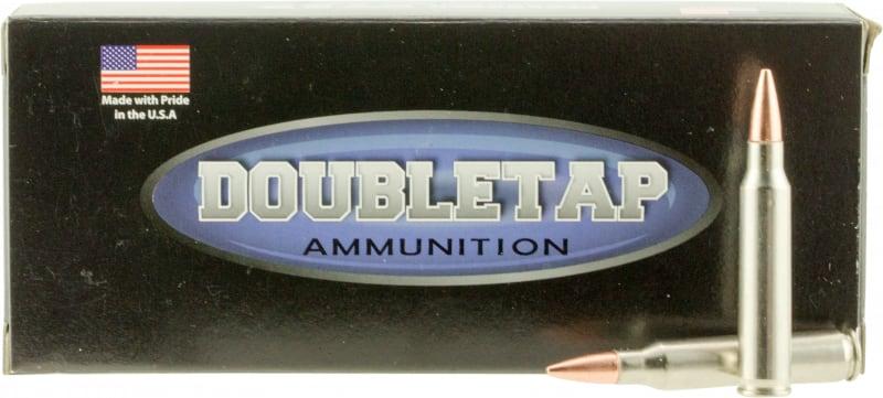 DoubleTap Ammunition 223R62X Desert Tech Tactical .223/5.56 NATO 62 GR Barnes TSX - 20rd Box