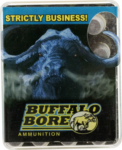 Buffalo Bore Ammunition 16A/20 Outdoorsman 41 Remington Mag 265 GR Hard Cast Lead - 20rd Box