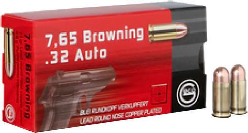 Geco 270340050 32 ACP Full Metal Jacket 73 GR - 50rd Box