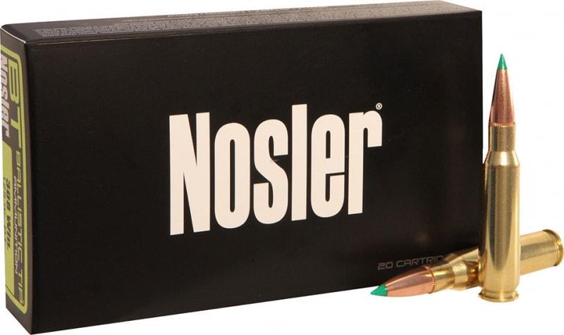 Nosler 40063 Trophy 308 Winchester/7.62 NATO 165 GR Ballistic Tip - 20rd Box