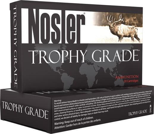 Nosler 60024 Trophy Grade 260 Remington 130 GR AccuBond - 20rd Box