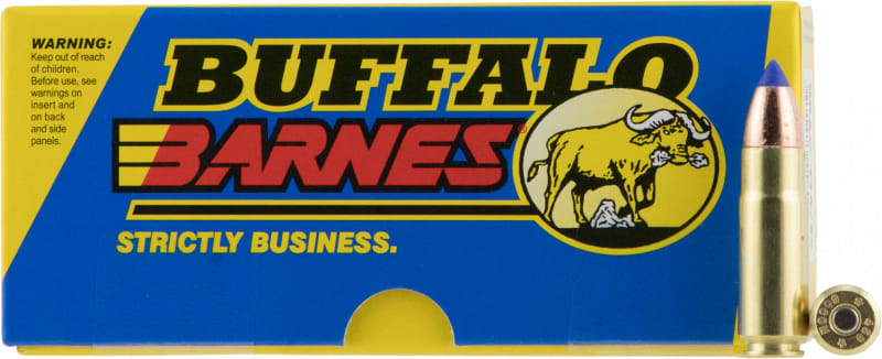 Buffalo Bore Ammunition 47A/20 Hunting and Sniping 458 Socom 300 GR TSX - 20rd Box