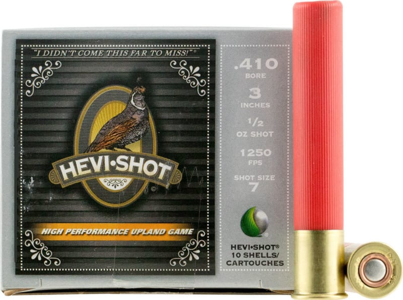"HEVI-Shot 41007 Hevi-Shot Duck 410GA 3"" 1/2oz #7 Shot - 10sh Box"
