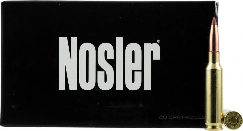 Nosler 40064 Ballistic Tip Hunting 6.5 Creedmoor 140 GR Ballistic Tip - 20rd Box