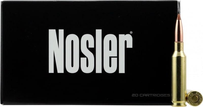 Nosler 42050 Ballistic Tip Hunting 6.5 Creedmoor 120 GR Ballistic Tip - 20rd Box