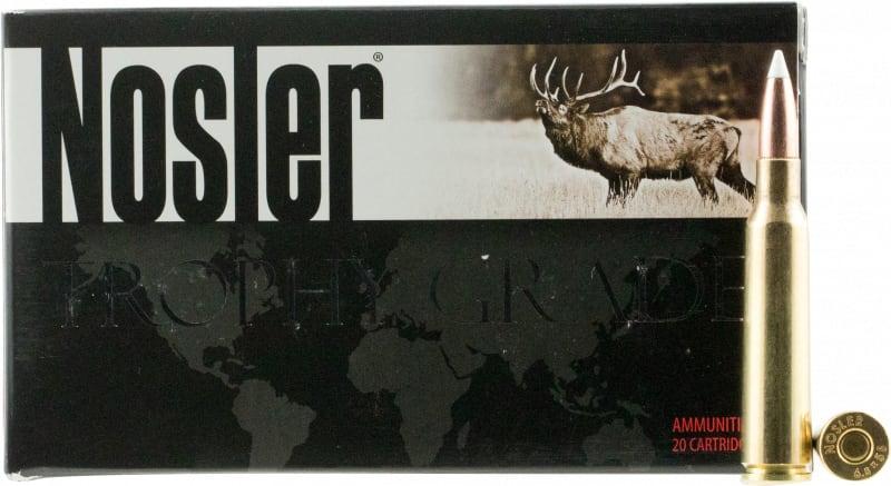 Nosler 60080 Trophy Grade 6.5 Creedmoor 140 GR AccuBond - 20rd Box