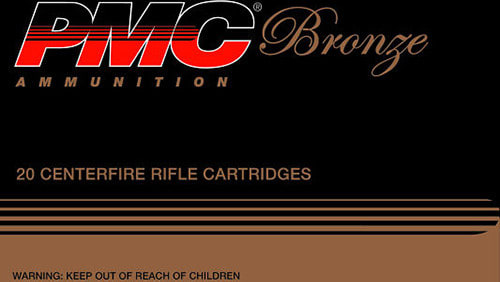 PMC 762A Bronze 7.62x39 Full Metal Jacket 123 GR - 20rd Box