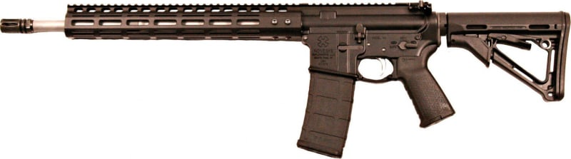 "Noveske Rifleworks 02000406 GEN1 Rogue Hunter 30rd 18"" M-LOK Black"