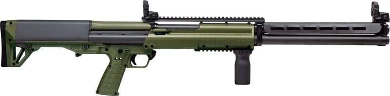 """Kel-Tec KSG25GRN KSG-25 Shotgun 12GA. 3""""25rd30.5"""" Cylinder ODG Shotgun"""