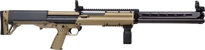 "Kel-Tec KSG25TAN KSG-25 Shotgun 12GA. 3""25rd30.5"" Cylinder TAN Shotgun"
