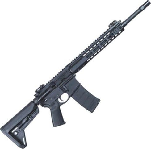 """Barrett 17134 REC7 DI Carbine 6.8SPC 16"""" Black"""