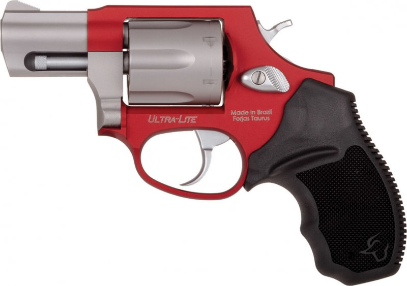 "Taurus 2856029ULC13 856 Ultra-Lite 38SP 2"" Burnt Bronze/SS Revolver"