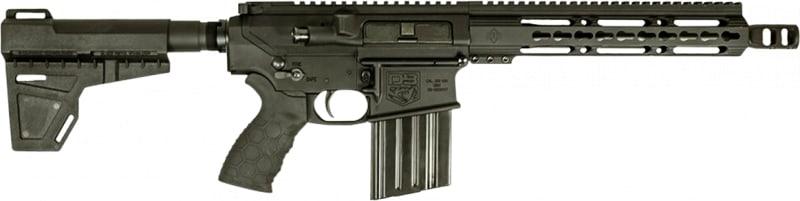 """Diamondback DB10PB13 M4 Pistol .308WIN 13.5"""" Black20rdNO Sights"""