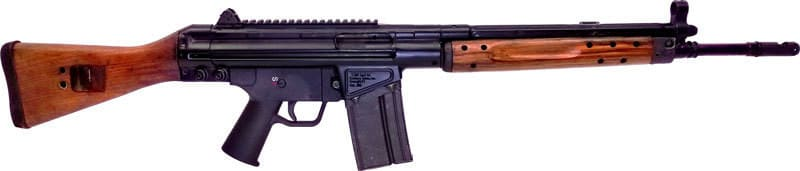 Century Arms RI3320-X C308 Classic Rifle .308 Semi-Auto - Two 20rd. Magazines Wood Stock