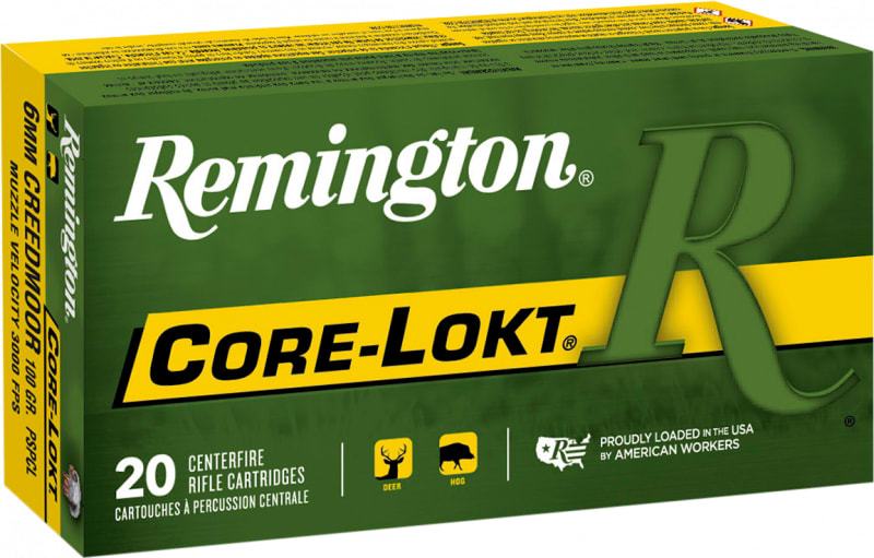 Remington 29049 R6CM01 6MM CRD 100 PSPCL - 20rd Box