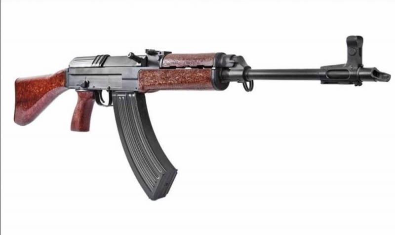 Century Arms RI3678X VZ2008 762X39 RFL