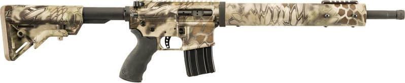 """Alexander Firearms R5016HUNT Hunter 16"""" TB 7rd Geissele Kryptek"""