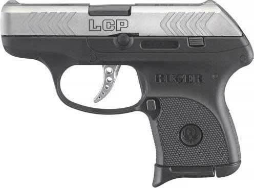 Ruger 3790 LCP6rdFS 10TH Anniversary TWO Tone