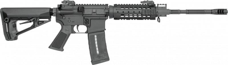 "Rock River Arms AR1420B LAR-15 NSP CAR Black Semi-Auto 16"" 30+1 RRA Operator CAR Stock Black"