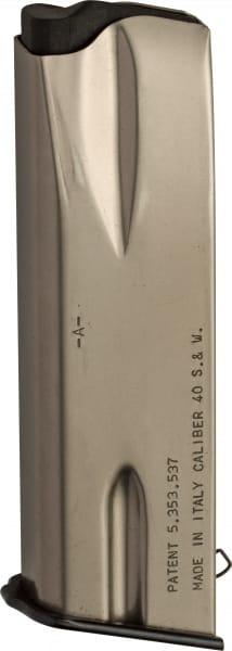 Browning 112051193 Hi Power 9mm Luger 10rd Hi Power Base Pad Metal Black Finish