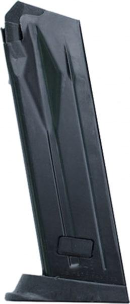 HK 215954S USP 45 ACP 10rd Steel Black Finish