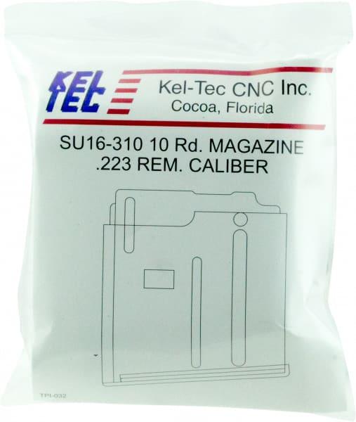 Kel-Tec SU16310 Sub-16 .223/5.56 NATO 10rd Blue Finish