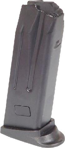 HK 215977 Magazine P2000/USP Compact 40 S&W 10rd Polymer Black Finish
