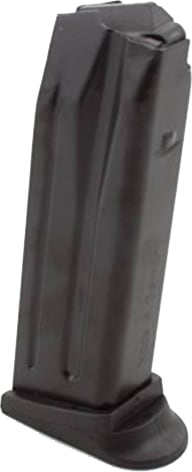 HK 215979S Magazine P2000/USP Compact 9mm 13rd Polymer Black Finish
