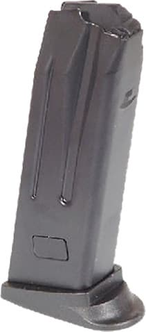 HK 215982S Magazine P2000/USP 9mm Compact 10rd Polymer Black Finish
