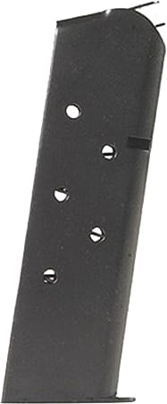 Springfield Armory PI4523 Magazine 1911 45 ACP 7rd Blued Steel