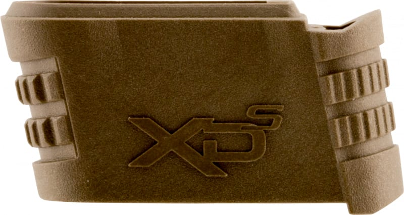 Springfield Armory XDS0908DE XD-S 9mm 8rd FDE/Silver Finish