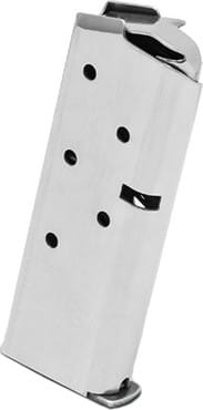 Springfield Armory PG6806 911 380 ACP 6rd 911 Stainless Finish