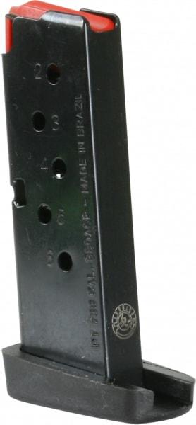 Taurus 510738 TCP 380 ACP 6rd Stainless Finish