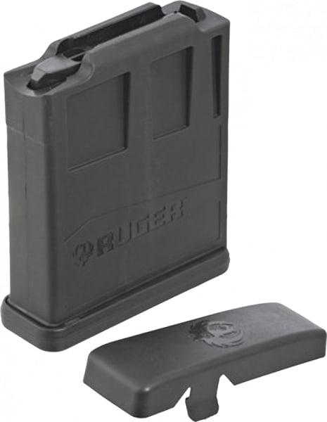 Ruger 90562 Precision .223/5.56 NATO 10rd Precision/Gunsite Scout Glass-Filled Nylon Black Finish