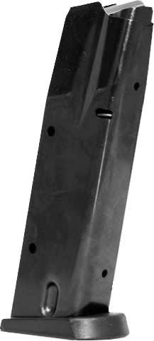 EAA 101920 EA9M 10 Witness 9mm 10rd Witness Full Size/Small Frame (2005 & Earlier) Steel Blued