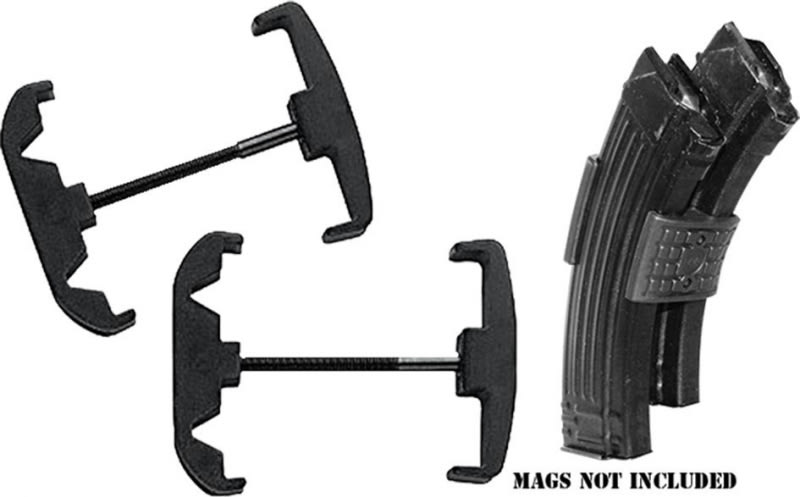 Command Arms MC47 AK47 Magazine Coupler Polymer Black