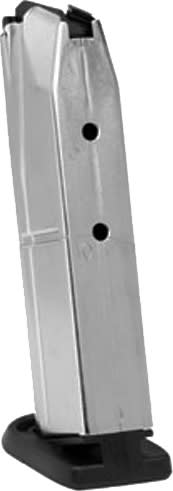 FN 47104 FNP-9 9mm 10rd Polished Stainless Steel Finish