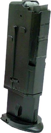 FN 3866100320 Five-Seven Tactical Handgun 5.7mmX28mm 10rd Black Finish