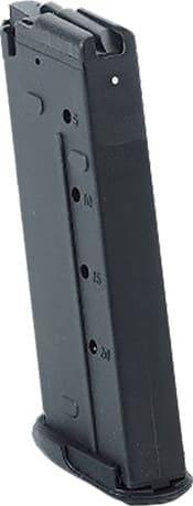 FN 3866100030 Five-Seven Tactical Handgun 5.7mmX28mm 20rd Black Finish