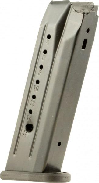 ProMag RUGA36 Ruger SR9 9mm 15rd Black Finish