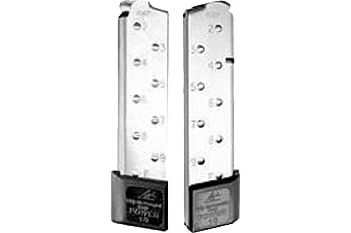 Chip McCormick Custom 12150 1911 45 ACP 10rd Stainless Steel Finish