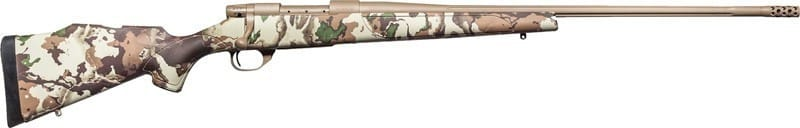"Weatherby VFN653WR8B Vanguard First Lite Bolt 28"" 3+1 Synthetic First Lite Fusion Stock Flat Dark Earth Cerakote"