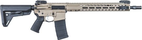 "Barrett 17179 REC7 DI Carbine 300 Blackout 16"" FDE"