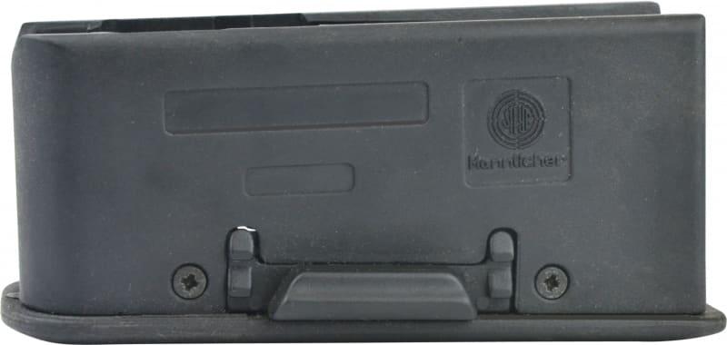 Steyr 2607050601 Steyr Pro Hunter 243 Win/308 Win/7mm-08 Rem 4rd Black Finish