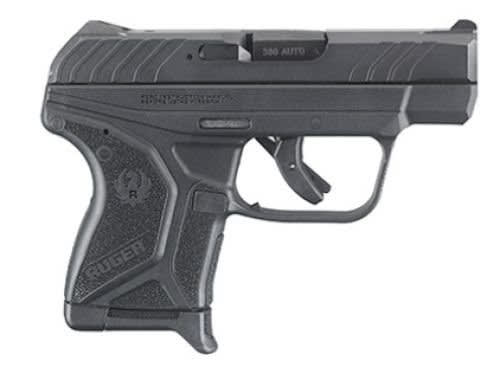 "Ruger LCP II, .380 ACP 2.75"" 6rd 3750"