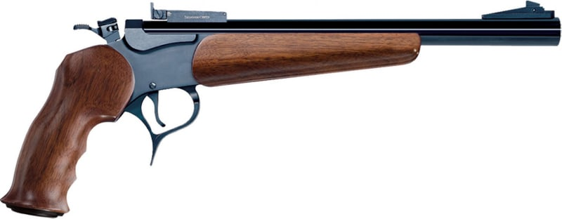 "T/C Arms 18761243 Contender G2 Break Open 30-30 Winchester 23"" Walnut Stock Blued"